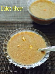 Dates Kheer Recipe for Babies, Toddlers and Kids2