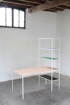 4dc61f0f61c3 Muller Van Severen - Attitude Interior Design Magazine