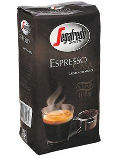 Segafredo SEGAFREDO 1kg Espresso Casa Włoska Kawa ziarnista
