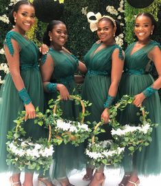2019 New Country Bridesmaid Dresses V Neck A Line Tulle Lace Backless Long Cheap Sheer Long Sleeves Bridesmaids Dresses for Wedding African Bridesmaid Dresses, Country Bridesmaid Dresses, Bridal Dresses, Wedding Gowns, Bridesmaids, Maid Of Honour Dresses, Latest African Fashion Dresses, Dress Fashion, Dress Long
