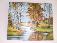 Pintura em tela,óleo. Painting, Canvas Art, Fabrics, Art, Painting Art, Paintings, Paint, Draw
