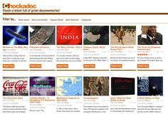 Curated Collections of Video Documentaries: Chockadoc.com