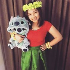 Maybe you were the most flawless Lilo from Lilo and Stitch. | Show Us The Best Disney Halloween Costume You've Ever Had