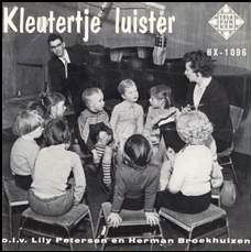 "Radioprogramma's for the young children...""50's"