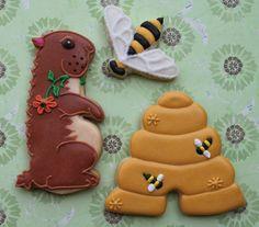 Garden Critters | by cookieartisan