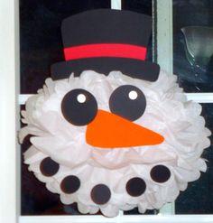 $9.99  Snowman pom pom kit
