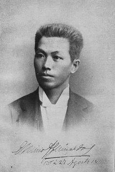 Emilio Famy Aguinaldo March 1869 – 6 February was a Filipino general… Emilio Aguinaldo, Jungle Theme Birthday, Filipino Culture, Jose Rizal, Job Info, Tribal People, Propaganda Art, Manila Philippines, Free Advice