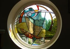 Stained Glass Portfolio - Dave Griffin - Stained Glass Artist based in Derbyshire, UK