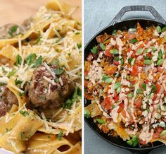 12 Practical Ideas For One-Pan And One-Pot Meals