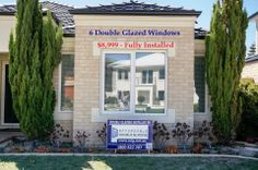 Fully fitted for $8,999 - call us Now 1800 822 207 ------ First 7 Customers only #DoubleGlazing #Perth