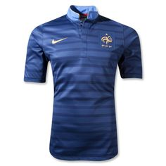 France 2012-13 Home Jersey