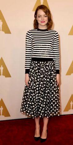 Cópia Barata - Emma Stone    por Carol Bock | Muito mais com menos       - http://modatrade.com.br/c-pia-barata-emma-stone