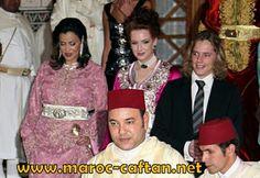 Princess Lalla Meryem of Morocco Princess Lalla Salma of Morocco King Mohammed VI of Morocco Roi Mohamed 6, Lalla Salma, Style Marocain, My Gems, Royal Jewels, Royal Fashion, Colored Diamonds, Morocco, Red Hair