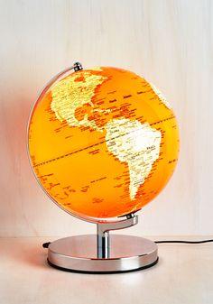 Travel Light Lamp, #ModCloth