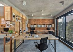 Architects Home Studio in Bangalore, India by BetweenSpaces | Yellowtrace