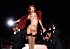 Oh My! Agent Provocateur Autumn Winter 2013