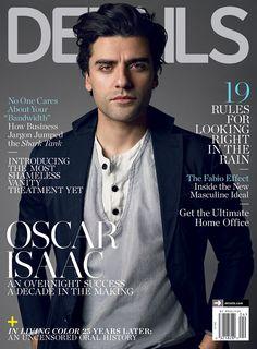 DETAILS April 2015 - Oscar Isaac