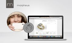 Morpheus custom makes fine jewelry from images using 3D printing!