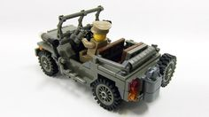 LEGO® CUUSOO | Willys JEEP