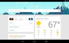 La última actualización del Buscador de Google para Android ahora guarda las tarjetas de Google Now, para que el usuario las pueda consultar aún si está fuera de línea.