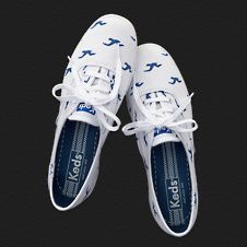 Girls Hollister + Keds Champion Seagull Print Sneakers