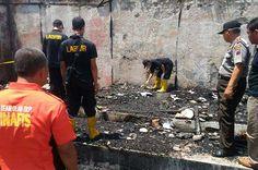 Tribratanewsmagelangkota.com – Kebakaran di Kios Pasar Burung Merpati Kampung Tejosari Kelurahan Magersari Kota Magelang yang terjadi, Rabu