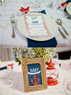 """""""baby on board"""" shower theme"""