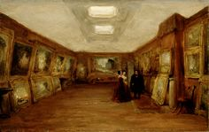 Joseph Mallord William Turner (J. Turner: Sketchbooks, Drawings and Watercolours) Old Paintings, Beautiful Paintings, Turner Gallery, Plagues Of Egypt, Joseph Mallord William Turner, Turner Painting, Street Gallery, Covent Garden, Artist Gallery