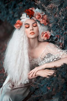 Fairy by Amanda Diaz on – Best Photography Fantasy Photography, Fine Art Photography, Portrait Photography, Amanda Diaz, Photo Reference, Character Inspiration, Fairy Tales, Beautiful, Image
