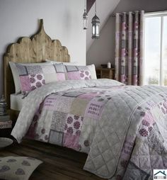 EMMA   Floral  Duvet Sets Single  Double  King  Super King  Natural by Bedmaker