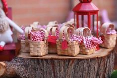 little Red Riding Hood Birthday Party Ideas | Photo 10 of 13