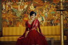 Lehanka #indian bride##