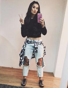 Adoro ver looks de blogueiras parainspiração e acredito que não só eu né? Por isso hoje separei aqui 10 Looks do instagram da Bianca Andrade do blog BOCA
