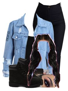 """"""""""" by lexiesocrazy ❤ liked on Polyvore featuring Topshop and Timberland"""