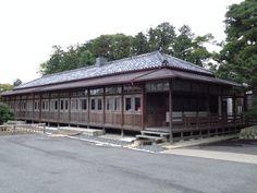 大日本報徳社大講堂(静岡県掛川市掛川) 20141007-3