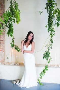 sensual wedding dress | Image by Karolina B.