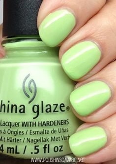 China Glaze Be More Pacific