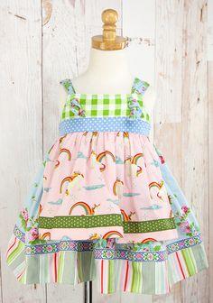 Matilda Jane Platinum YOU'RE MAGICAL KNOT DRESS $68.00 | Code: P15FD69