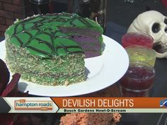 Devilish Delights at Busch Gardens