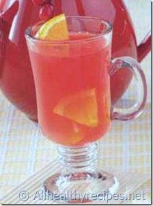Rosy Citrus drink Recipe