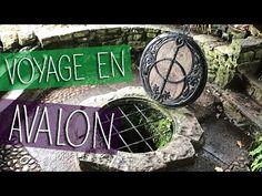 TRAVEL⎜Avalon - Chalice Well - Pagan B&B  - YouTube