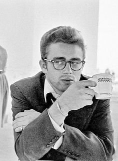 James Dean, New York, 1954  We Had Faces Then