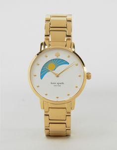 Image 1 ofKate Spade Gold Gramercy Watch KSW1072