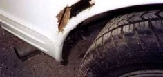 How to Fix Rust Holes on a Car | eHow