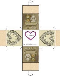 Cajitas de Carton - de wissel - Picasa Webalbums