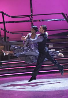 SYTYCD, season 4, Chelsea Traille and Thayne Jasperson dance a quickstep choreographed by Heather Smith.