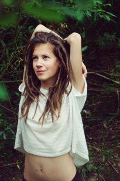 can't say I'd do dreads, but I would for sure do them if i was stranded on an island... There so hot