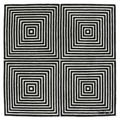 Designer Carpets: Verner Panton VP I Rug