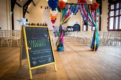Colourful Party Wedding at The Florrie, Liverpool