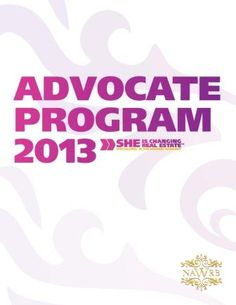 Online >> NAWRB Presents Our Advocate Program